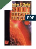 Arthur C. Clarke -Odiseea Spatiala 3001