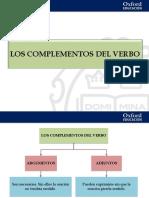 03 Presentacion Complementos Verbo