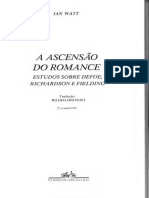 WATT, Ian. _ A ascensão do romance.pdf