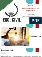 Introdução à engenharia civil