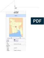 Dhaka District