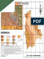 Mapa Corte Geológico