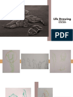 Life Drawing - Submission 2019