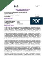 Programa Derecho Civil Contratos 2019 UCASAL.