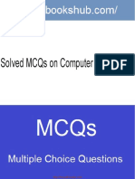 Solved MCQs on Computer Networking