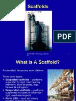 23627130 Scaffolds Safety