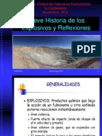 Historia de Los Explosivos Clase Unt