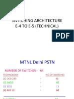 Switching Architecture e4-e5 Final