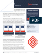 Kata Containers 1pager