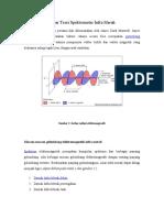 Dasar Teori Spektrometer Infra Merah