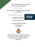 059 DEVELOPMENT OF BRIQUETTING MACHINE FOR LOCALLY AVAILABLEBIOMASS (2014) (BIRWATKAR.V.R).pdf