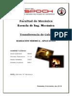 Informe de Radiacion