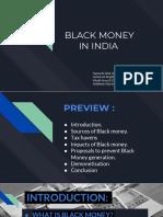 Black Money in India
