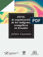 FEINE La Organizacion de Los Indigenas e