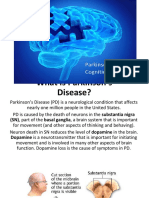 Parkinson's Disease- Cognition and Mood