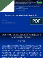 Areas Del Servicio Policial_1