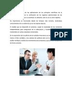 Revision de estados financieros