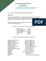 Tema 1.3.- Calculo de La Demanda y Gastos de Operacion