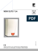 Manual New Elite f24e