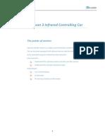 Lesson 3 Infrared Remote Control Car