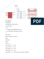 VHDL Code