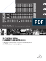 Behringer Eq Manual