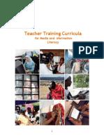 Teacher Training Curricula Mil Background Strategy Paper Final En