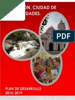 PLAN DE DESARROLLO FUNDACIÓN CIUDAD DE OPORTUNIDADES 2016 2019.pdf