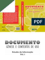 Documento Gênese e Contextos de Uso (Estudos da Informação, Vol. 1).pdf