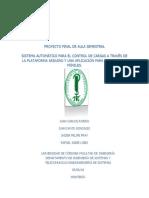 Documento Final Del Pass ULTIMATE