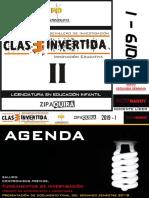 Sesión 5 Semillero Clase Invertida 2019-I