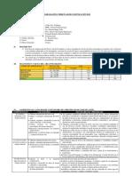 Planificación Anual de Comunicación 2019 3 Sec