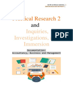 Reseach Documentation