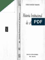 Sánchez Viamonte, Carlos (1948) - Historia Institucional de Argentina