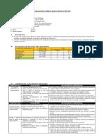 Planificación Anual de Comunicación 2019 3 y 4 Prim