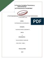 Facultad de Ciencias Contables Financieras y Administrativas