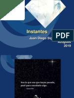 Instantes Juan Diego Sigüenza Rojas