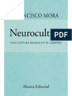 Neurocultura - Francisco Mora