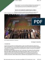 El Audiovisual y El Desarrollo Económico Regional_ _ Revista Me