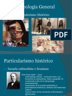 particularismo histórico
