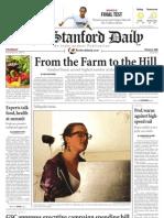 The Stanford Daily, Nov. 4, 2010