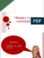 Clase1_Tierra y Deriva Continental