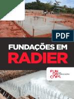 Fundações em Radier