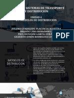 Modelos de Distribucion