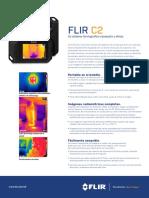 Caracteristicas FLIR C2