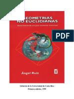 Geometrías no euclideanas.  Breve historia de una gran revolución intelectual - Ángel Ruiz Zúñiga.pdf