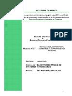 M27 commande electronique de moteur.PDF