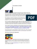 Apuntes sobre Janet Doman y Elisa Guerra