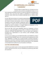 Diagnostico Empresarial de La Empresa.docx Concretec-1