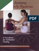Somatic Anatomy Body Systems